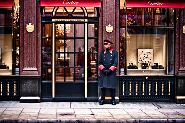 Best London Shopping Areas: Bond Street