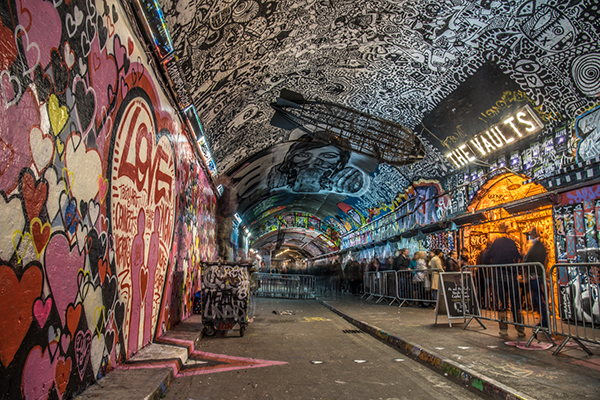 Instagram-Worthy London: Leake Street